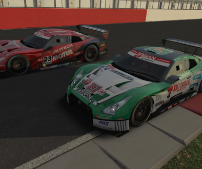 Nissan GT500 v1.2 and Build 1108 Update 2