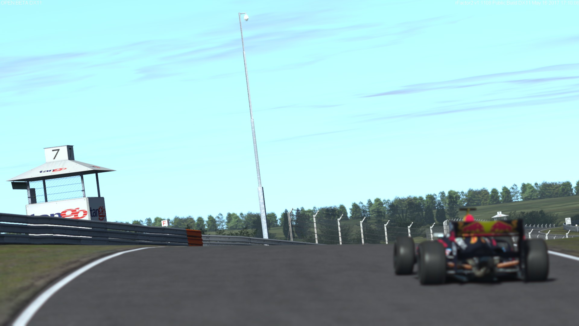 We Ve Included A Few Early Screenshots Which Show Our Progress With The Track And We Are Very Pleased That We Can Also Announce That We Ve Obtained An