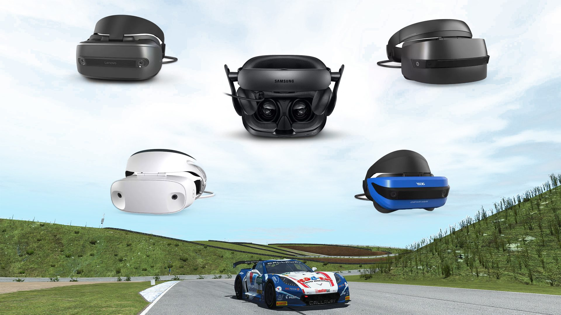 Support for Windows Mixed Reality headsets! – Studio-397