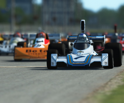 Brabham BT44B and March 761 Release