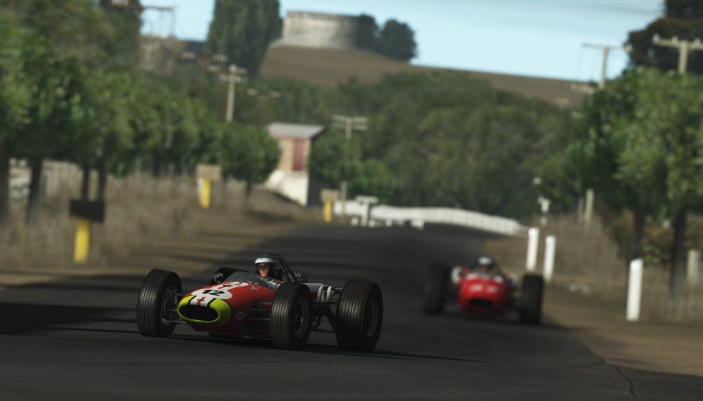 Re-Introducing Longford Circuit!