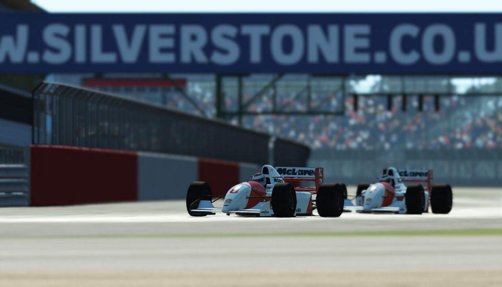 McLaren Historical Racecars Release