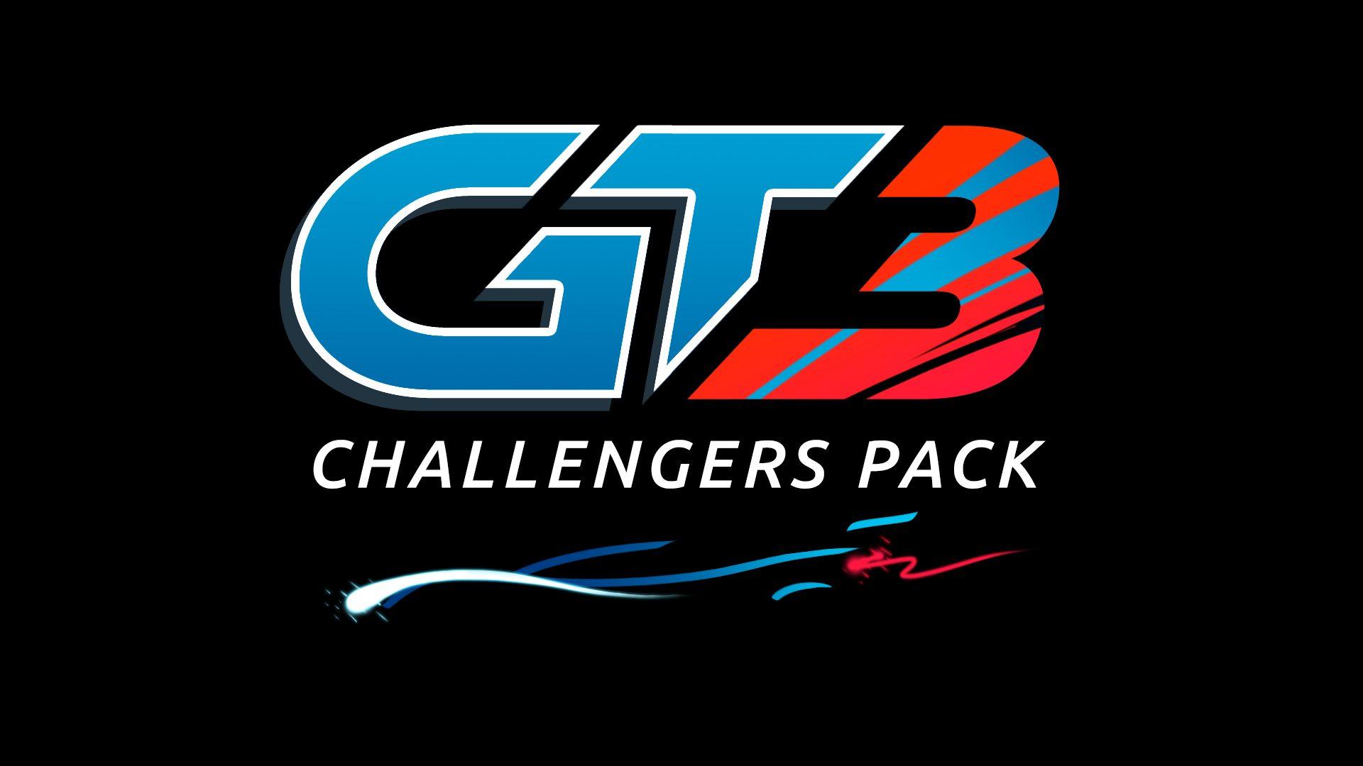 GT3 Challengers Pack Released! – Studio-397