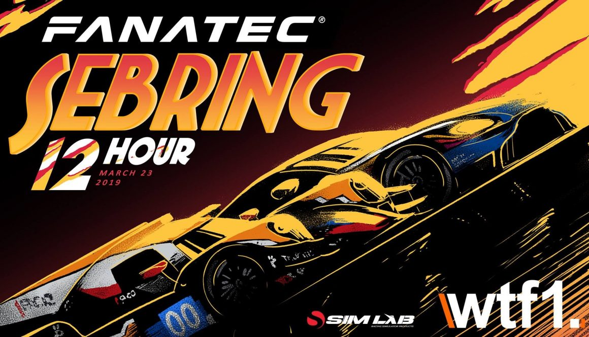 The Fanatec Sebring 12 hour