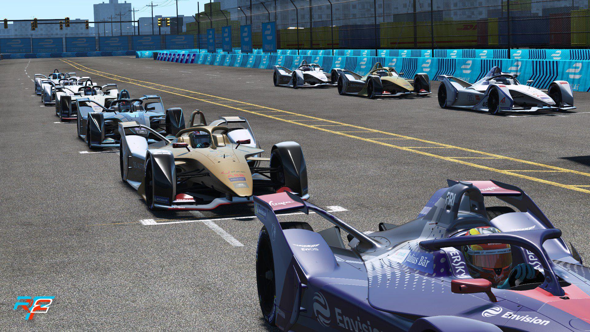 Formula E Gen2 Released! – Studio-397
