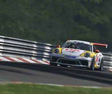 Porsche 911 GT3 Cup is here!