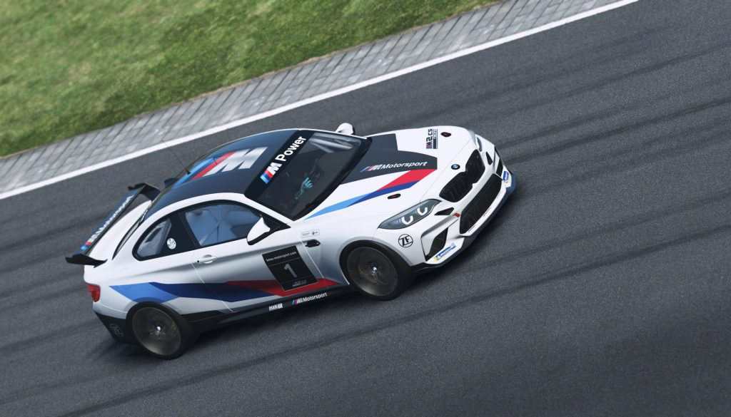 BMW M2 CS Racing is here!