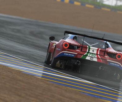 Introducing the Ferrari 488 GTE!