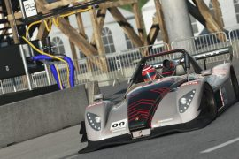 Launch of the Radical SR3 XX