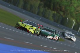 A World First: 24 Hours of Le Mans Virtual