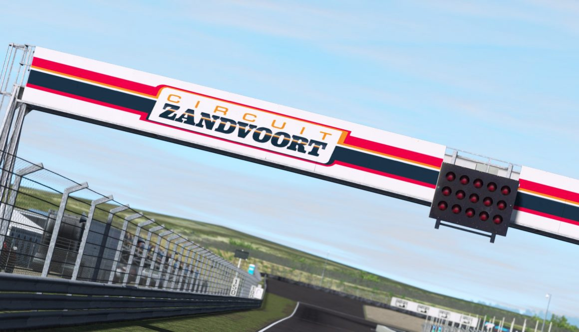 Welcome to the new Zandvoort!