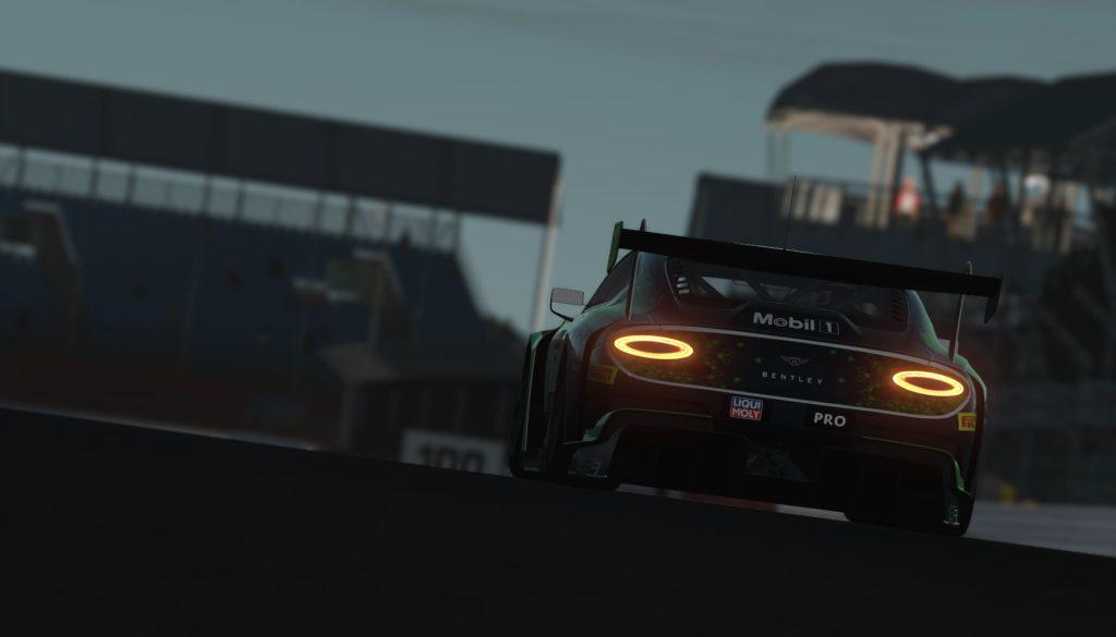 2020 Bentley Continental GT3 and GT3 BOP Release