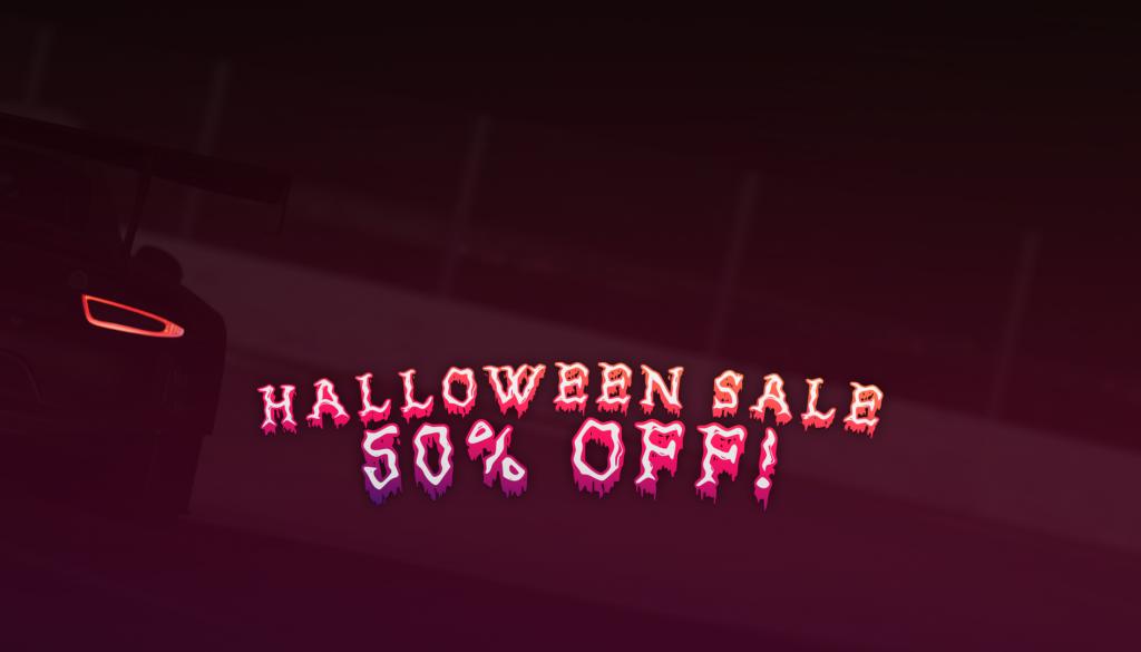 Halloween Steam Sale 2020