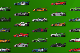 Release | GT3 Balance of Performance – February 2021