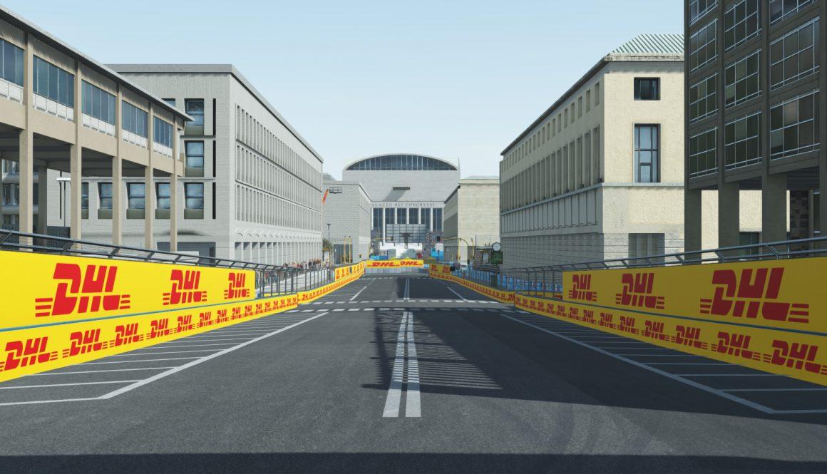 Released | Rome E-Prix Circuit