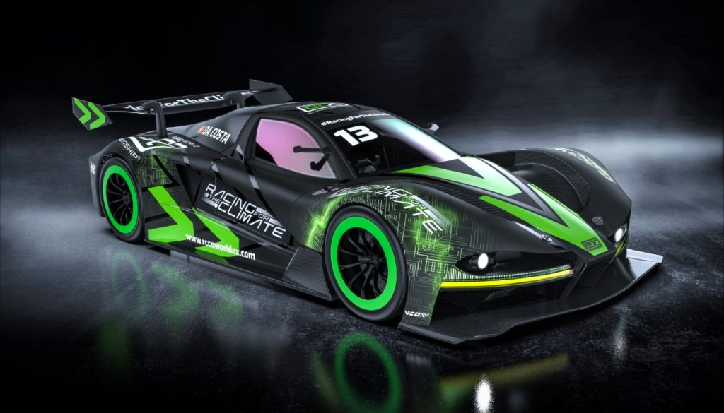 Racing For The Climate | World eX Hotlap Competition Starts Today