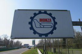 Announcing The Autodromo Nazionale di Monza