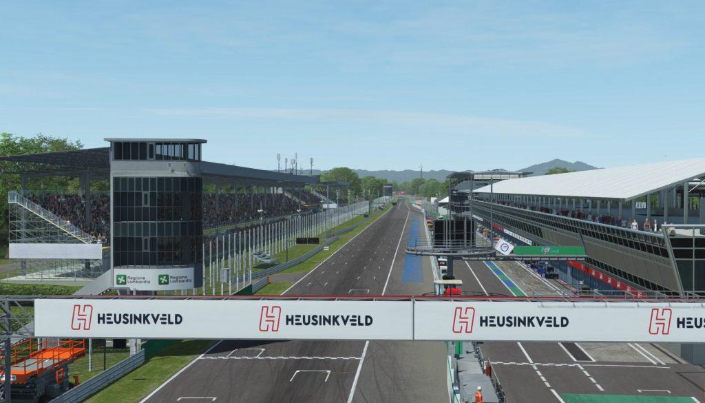 Released   Autodromo Nazionale di Monza