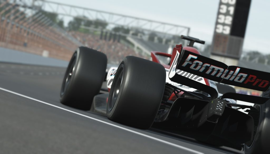 Released   Formula Pro V0.99 and DRS Zones
