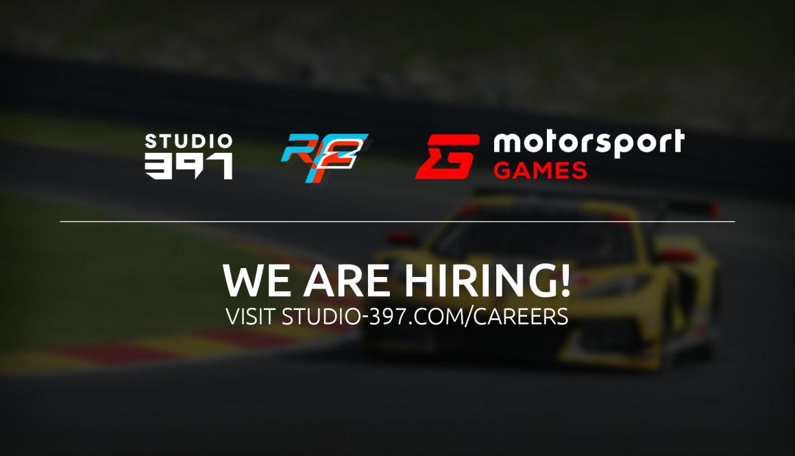 Studio-397 are hiring!